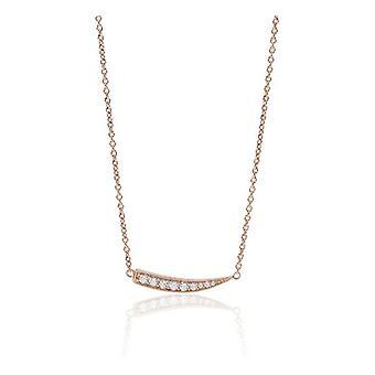 Ladies'Necklace Sif Jakobs C1010-CZ-RG (45 cm)