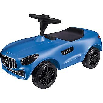 - Mercedes AMG GT - Designt von den Mercedes Design Studios, mit breiten Flüsterreifen und griffigem