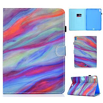 Case For Ipad Pro 12.9 2018 Cover With Auto Sleep/wake Pattern Magnetic - Multicolor
