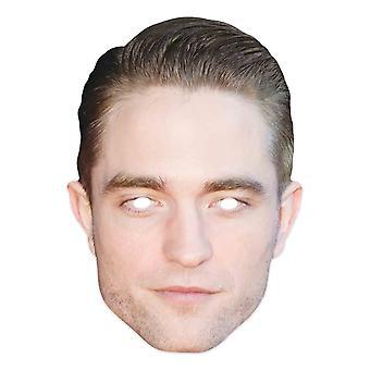 Robert Pattinson Celebrity Actor 2D Single Card Party Mask
