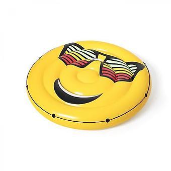 Bestway Inflatable Island Smiley Diameter 188 Cm
