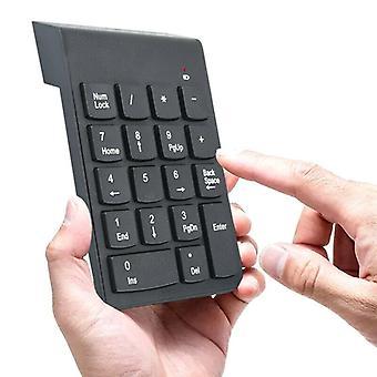 Extensii de tastatură numerice pentru tastatura tastaturii cu comandă rapidă multiplă pentru laptop / PC portabil
