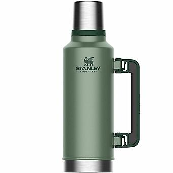 Stanley Classic Vacuum Bottle 1.9L Hammertone Vert
