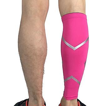 1Pcs cycling leg warmer breathable basketball football running compression leg sleeve knee pad sports protector