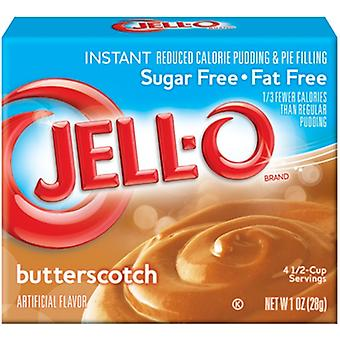 Instant Pudding & Pie Filling Sugar Free, Butterscotch - 28 grams