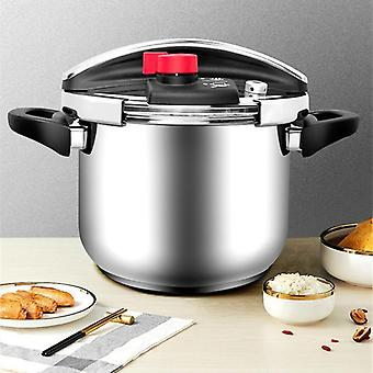 Household Pressurer Cooker 304 Stainless Steel Induction Cooker Explosion Proof Home Appliances
