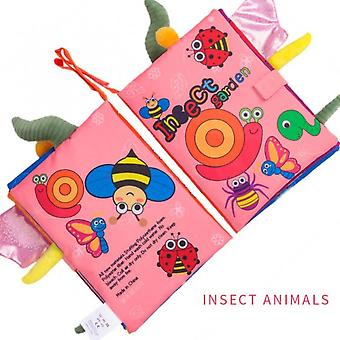 Reading Puzzle Book Toys For Toddler Early Learning Develop Cognize