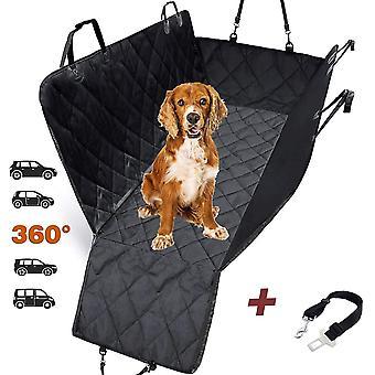 Собака Автомобильное сиденье Крышка Водонепроницаемая защита двери Прочный Гамак для путешествий собаки