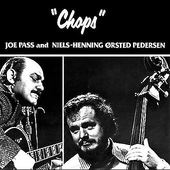 Pass, Joe / Niels-Henning - Chops [Vinyl] USA import