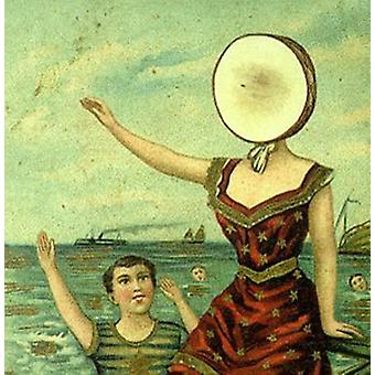 Neutral Milk Hotel - In the Aeroplane Over the Sea [CD] USA import