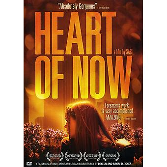 Heart of Now [DVD] USA import