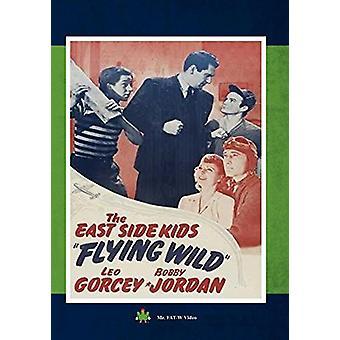 Flying Wild [DVD] USA import