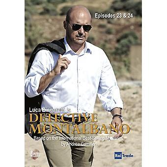 Detective Montalbano: Episodes 23 & 24 [2 Discs] [DVD] USA import
