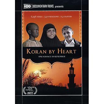 Koranen af hjertet [DVD] USA importerer