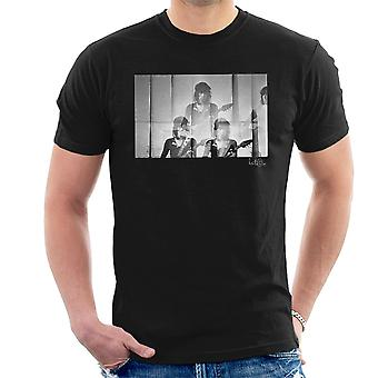 Rolling t-shirt Stones Keith Richards chitarra maschile