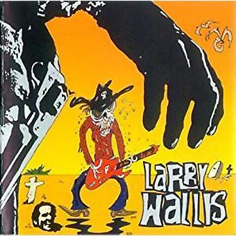 Larry Wallis - Death in the Guitarfternoon [CD] USA import