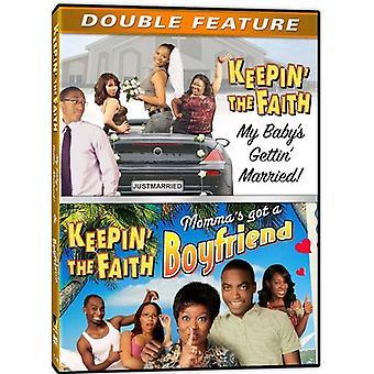 Keepin the Faith: My Babys Getting / Mommas Got a [DVD] USA import