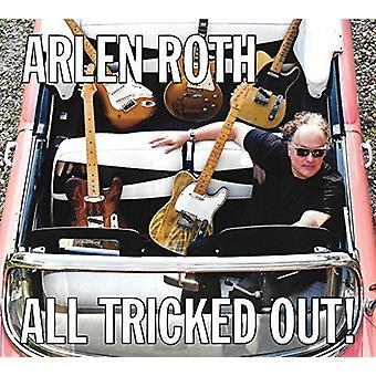 Arlene Roth - All Tricked Out [CD] USA import