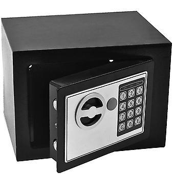 ボンド ハードウェア セキュリティで保護されたデジタル ・ コンパクト ミニ キーパッド電子鋼金庫