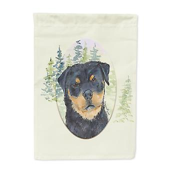Carolines Treasures  SS8049-FLAG-PARENT Rottweiler Flag