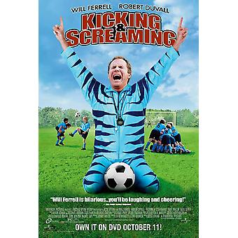 Kicking and Screaming filmposter (11 x 17)