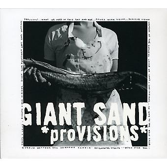 Giant Sand - Provisions [CD] USA import