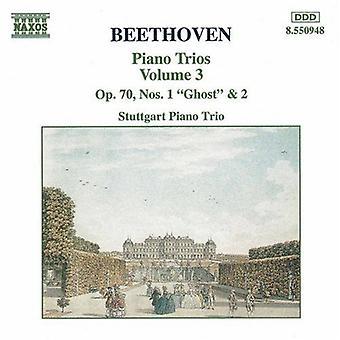 L.V. Beethoven - Beethoven: Piano Trios, Vol. 3 [CD] USA import