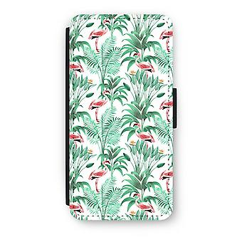 iPhone 6/6 s Plus Flip Case - Flamingo laisse
