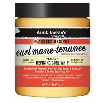 Aunt Jackie's Curl Mane-tenance 15oz