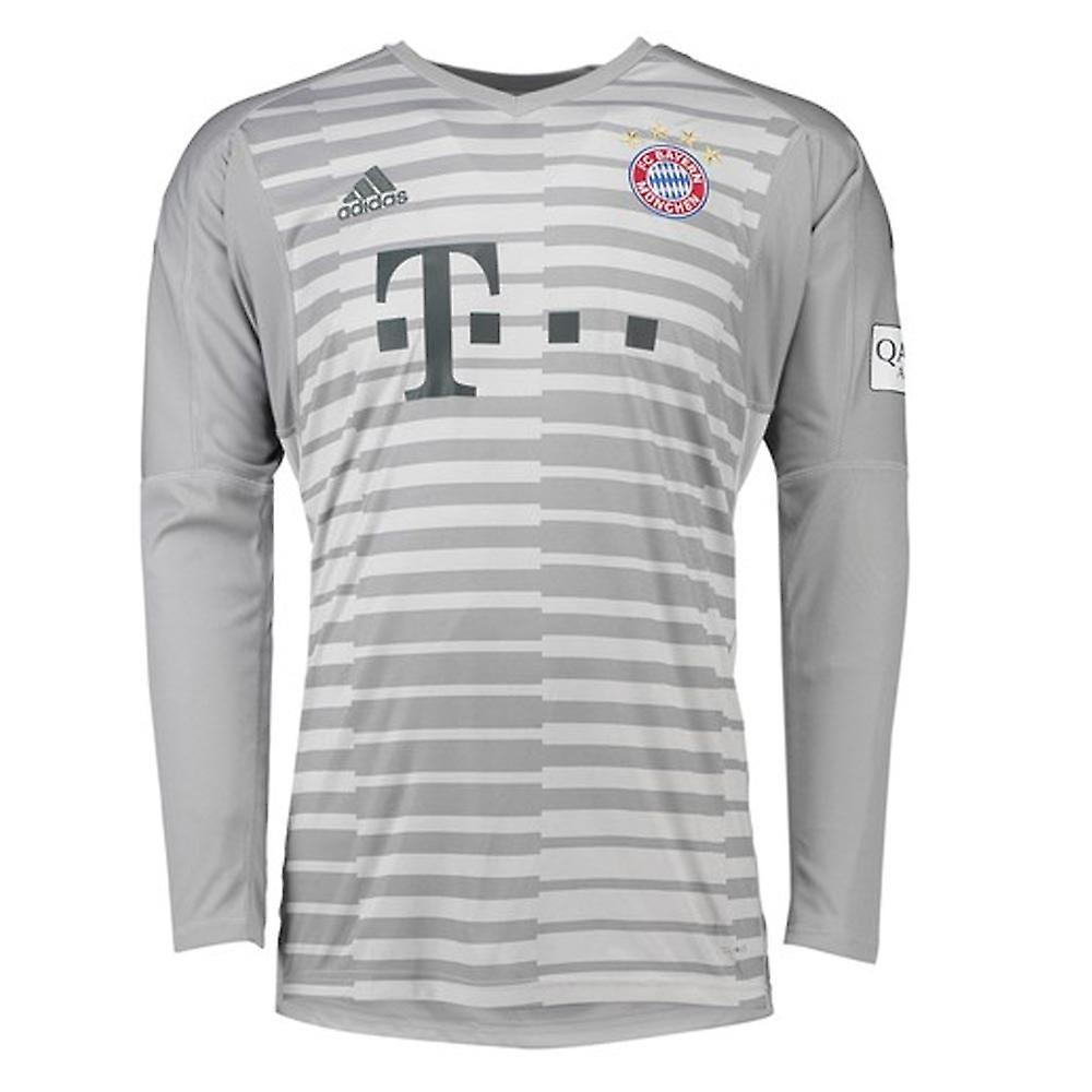 2018 2019 Bayern München hjem Adidas keeper Shirt