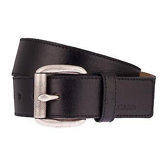 PICARD belts men's belts leather belt black 2539