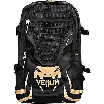 Venum Challenger Pro ryggsäck - svart/guld