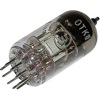 6 N 2 P = 6 H 2 n Vacuum tube Double triode 250 V 2.3 mA Number of pins: 9 Base: Noval Content 1 pc(s)