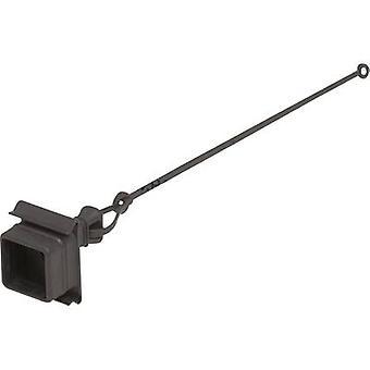 Han® PushPull Power Protection Cap Harting Inhalt: 1 Stück(s)