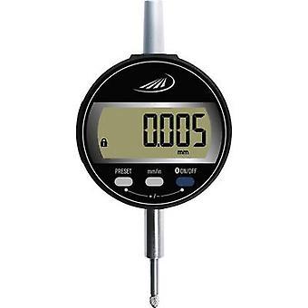 HELIOS PREISSER 1723 502 Dial gauge + LCD 12.5 mm Reading: 0.005 mm