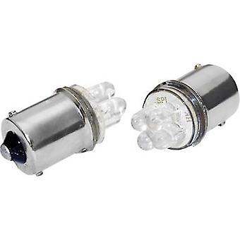 Eufab LED indicator light BA15S 12 V