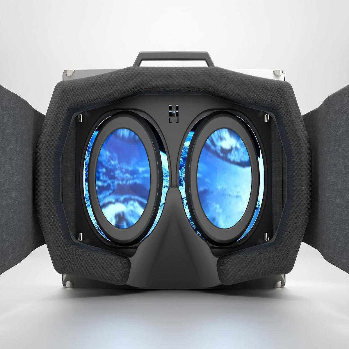 Lightweight Virtual Reality Glasses