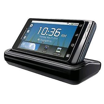 OEM Motorola Multimedia Desktop Charger for Motorola Droid 2 (Black) - MOTDRDDOCK-2