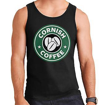 Cornish kahvi miesten liivi