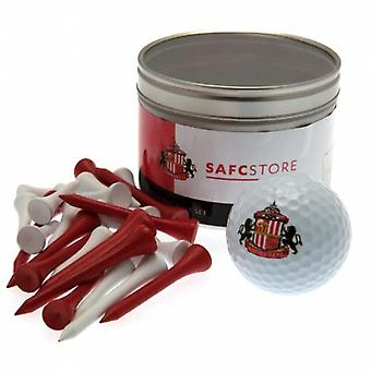 Sunderland Ball & Tee Set