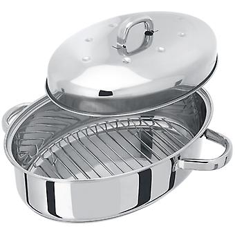 Judge Speciality, 35 X 25cm Oval Roaster, Thermic Base