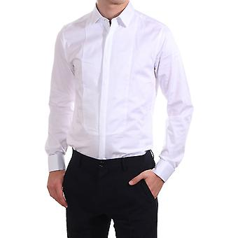 Ted Baker Mens Dockrbi Slim Fitted Evening Shirt