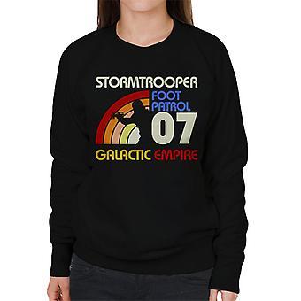 Original Stormtrooper Retro 70s Women's Sweatshirt