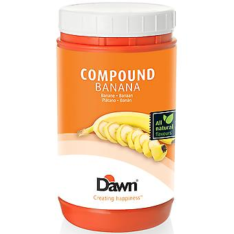 Dawn Banana Patisserie Compound Fruit Flavouring