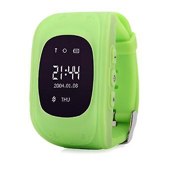 GPS SmartWatch pro děti-zelená
