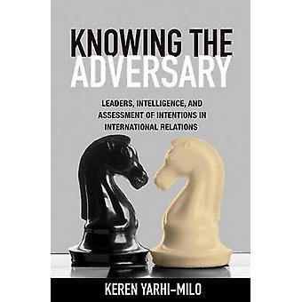 معرفة الخصم-القادة-الاستخبارات-وتقييم للباحث