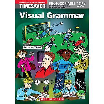 リチャード ・ Munns - によって視覚的な文法のマーク ・ フレッチャー - 9781904720010 本