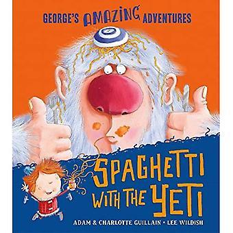 Spaghetti med Yeti