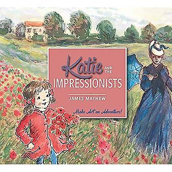 Katie en de impressionisten