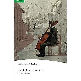 De Cellist van Sarajevo: niveau 3 (Penguin lezers (Graded lezers))